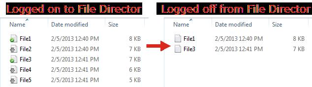 windows 7 folder size not displaying