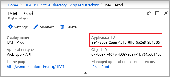 Setting Up Authentication for OpenID Connect with Microsoft
